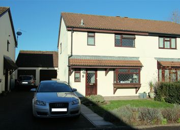 Thumbnail 3 bed semi-detached house for sale in Stafford Crescent, Thornbury, Bristol