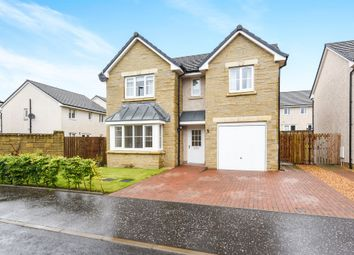 Thumbnail 4 bed detached house for sale in Hayfield Drive, Stewarton, Kilmarnock