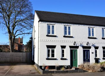 Thumbnail 3 bed town house for sale in Elizabethan Gardens, Retford