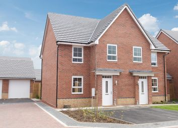 "Thumbnail 3 bed end terrace house for sale in ""Dewsbury"" at Bawtry Road, Bessacarr, Doncaster"