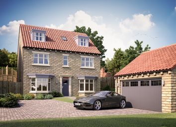 Thumbnail 4 bed detached house for sale in Penny Piece Lane, North Anston