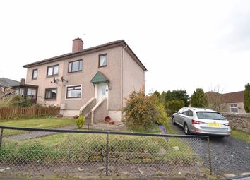 Thumbnail 2 bed semi-detached house for sale in Fod Street, Halbeath, Dunfermline