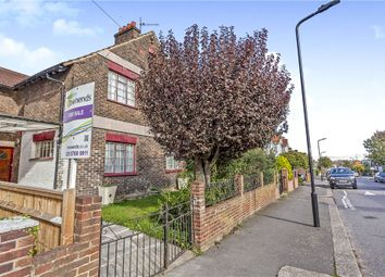 Thumbnail 3 bed detached house for sale in Rosedene Avenue, London