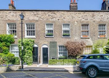 Thumbnail 3 bed terraced house to rent in Brompton Place, London