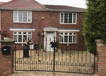Thumbnail 4 bed semi-detached house for sale in Moore Terrace, Shotton Colliery, Durham