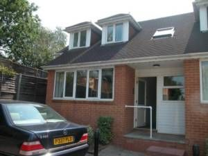 Thumbnail 2 bed flat to rent in Hillview Close, Wembley