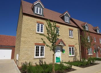 "Thumbnail 5 bed detached house for sale in ""The Knebworth"" at Whitelands Way, Bicester"