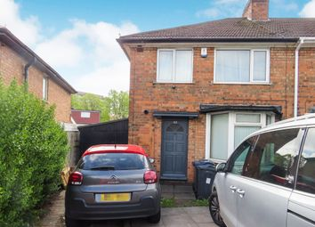 Thumbnail 3 bedroom end terrace house for sale in Shaftmoor Lane, Acocks Green, Birmingham