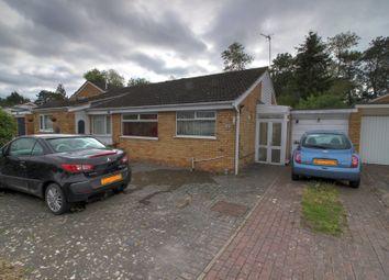 Thumbnail 2 bed bungalow for sale in Milton Crescent, Leicester