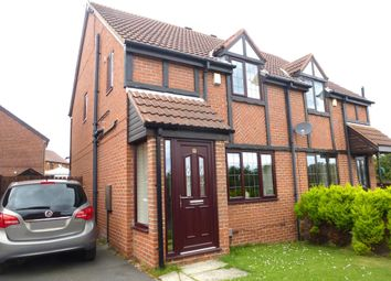Thumbnail 3 bedroom semi-detached house for sale in Dunlin Road, Hartlepool