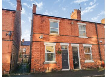 2 bed terraced house for sale in Woolmer Road, Nottingham NG2