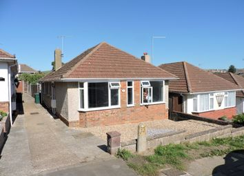 Thumbnail 2 bed bungalow to rent in Oakdene Avenue, Portslade, Brighton