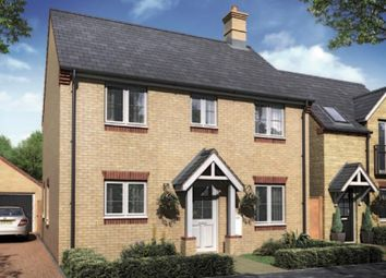 Thumbnail 4 bed semi-detached house for sale in Gretton Road, Corby