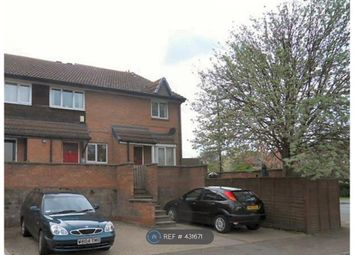 Thumbnail 1 bed end terrace house to rent in Willow View, London