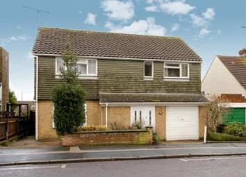 Thumbnail 4 bedroom detached house for sale in Canadian Avenue, Gillingham, Kent, .
