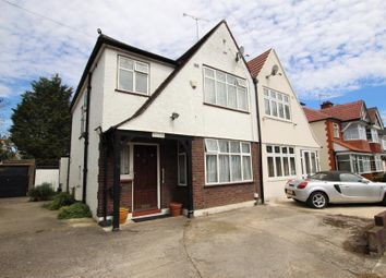Thumbnail 4 bed semi-detached house for sale in Lulworth Avenue, South Kenton