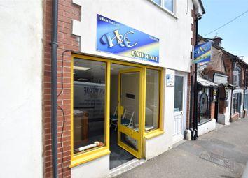Thumbnail Retail premises for sale in Belle Vue Lane, Bude