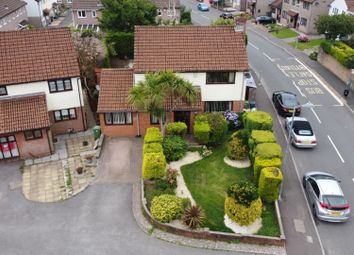 Thumbnail 4 bed detached house for sale in Falconwood Drive, St. Fagans, Cardiff