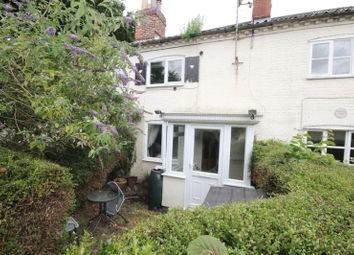 Thumbnail 2 bed terraced house for sale in Northcroft, The Street, Brooke, Norwich