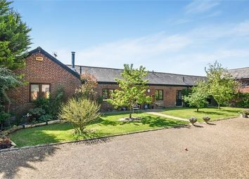 Thumbnail 4 bed barn conversion for sale in Waterloo Farm Barns, Leighton Road, Wing, Buckinghamshire.