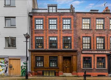 Thumbnail 4 bed detached house for sale in Princelet Street, Spitalfields, London