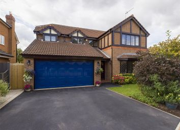 Briers Close, Narborough LE19. 4 bed detached house for sale