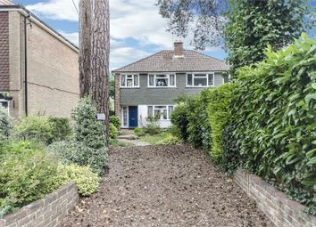 Thumbnail 3 bed semi-detached house for sale in Brownhill Road, Chandler's Ford, Eastleigh, Hampshire