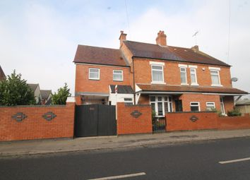 Thumbnail 4 bed semi-detached house for sale in Grange Road, Longford, Coventry