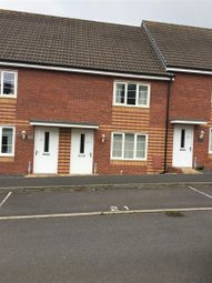 Thumbnail 2 bedroom terraced house for sale in 21, Sand Grove, Exeter