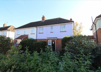 Thumbnail 3 bed semi-detached house for sale in Boyton Road, Ipswich
