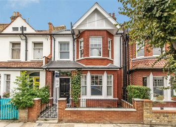 Thumbnail 5 bed terraced house for sale in Pirbright Road, Southfields, London