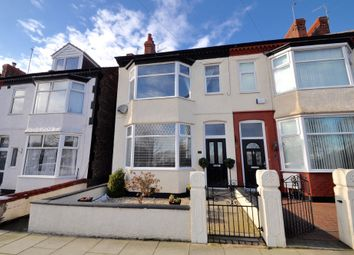 Thumbnail 3 bed semi-detached house for sale in Earlston Road, Wallasey