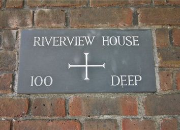 Thumbnail 4 bed detached house to rent in Cross Deep, Twickenham