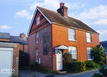Thumbnail 3 bed semi-detached house for sale in Highbury Lane, Tenterden, Kent