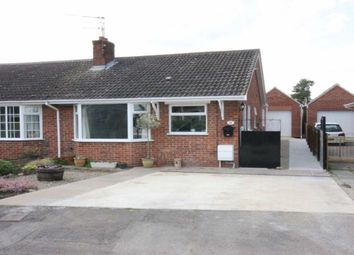 Thumbnail 2 bed bungalow to rent in Hambleton View, Tollerton, York