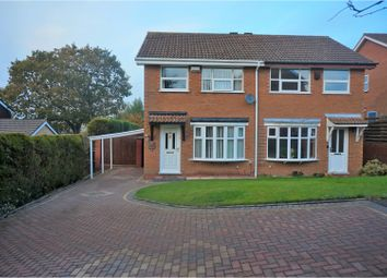 Thumbnail 3 bed semi-detached house for sale in Marsh End, Birmingham