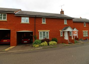 Thumbnail 3 bedroom terraced house for sale in Crossberry Way, Helpston, Peterborough