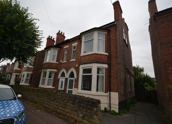 Thumbnail 4 bed semi-detached house to rent in Rutland Road, West Bridgford, Nottingham