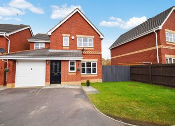 Thumbnail 4 bed detached house for sale in Tudor Rose Court, Norton, Stoke-On-Trent