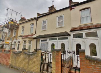 Thumbnail 4 bedroom terraced house for sale in Boundary Road, London