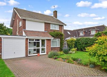 Thumbnail 3 bed detached house for sale in Greenfields, Maidstone, Kent