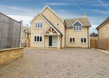 Thumbnail 4 bed detached house for sale in Torkington Mews, Reform Street, Stamford