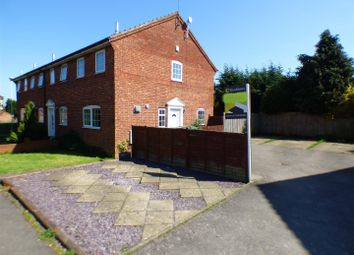 Thumbnail 2 bed end terrace house to rent in Osprey Walk, Luton