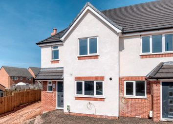 Thumbnail 3 bed end terrace house for sale in Holly Bank Drive, Norton Farm, Birmingham Road, Bromsgrove