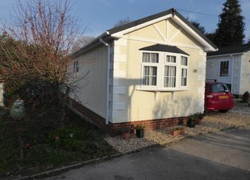 Thumbnail 1 bed mobile/park home for sale in Ascot Park (Ref 6089), Blythewood Lane, Ascot, Berkshire