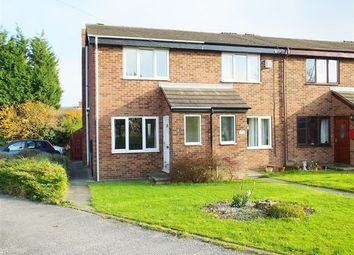 Thumbnail 2 bed end terrace house for sale in Curlew Avenue, Eckington, Sheffield