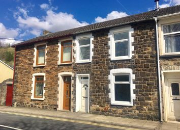 Thumbnail 3 bed terraced house for sale in West View Terrace, Ebbw Vale