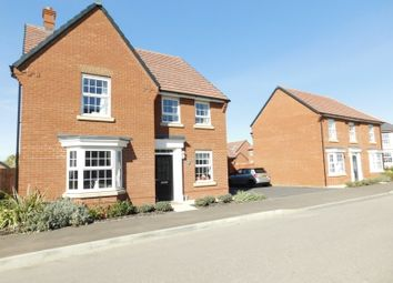 Thumbnail 4 bed detached house for sale in Bramble Corner, Langford, Biggleswade