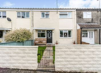 Thumbnail 3 bed terraced house for sale in Coed Y Gores, Llanedeyrn, Cardiff