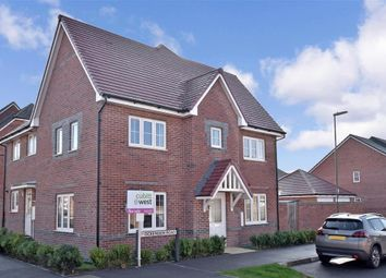 Thumbnail 3 bedroom semi-detached house for sale in Ockenden Road, Littlehampton, West Sussex